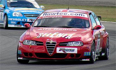 Alfa Romeo 156 Super 2000