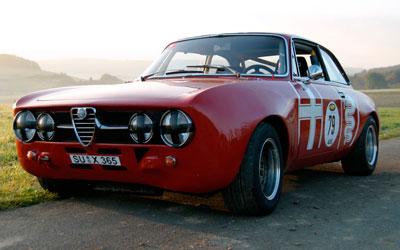Alfa Romeo GT Junior, GTA y GTAm