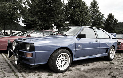 Audi Sport Quattro Largo (LWB - Long Wheel Base)