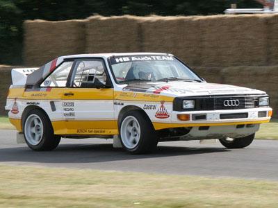 Audi Sport Quattro (Grupo B)
