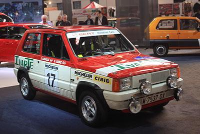 Fiat Panda Grupo 2