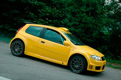 Fiat Punto Super 1600