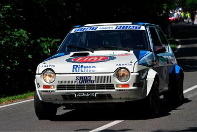 Fiat Ritmo 75 Grupo 2