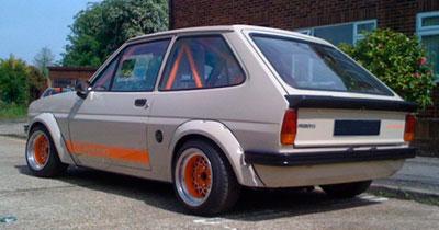 Ford Fiesta Mk1 y Mk2