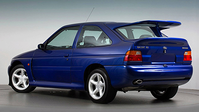 Ford Escort Cosworth Mk5