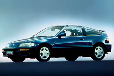 Honda Civic CRX Coupe 1988