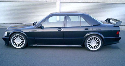 Mercedes 190E W201 Evolution 1