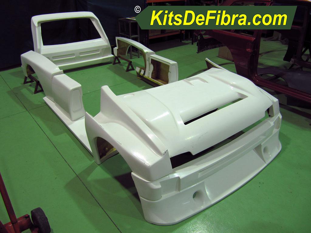 Kit Carroceria Fibra Mitula Carros Picture