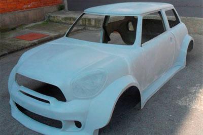 Mini (BMW) Tubular