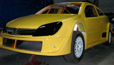 Opel Astra OPC T3