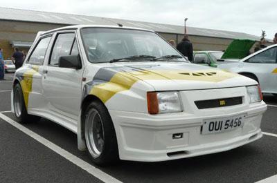 Opel Corsa A Ancho