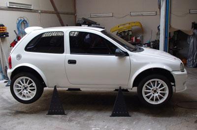 Opel Corsa B Maxi