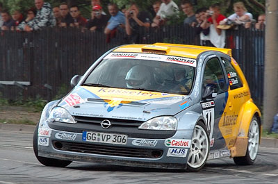 Opel Corsa C Super 1600