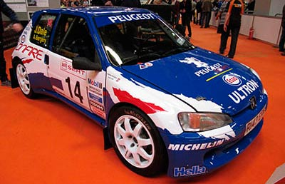 Peugeot 106 Ph 2