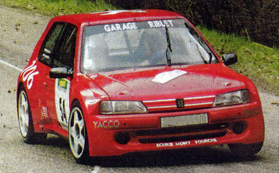 Peugeot 106 Ph 1
