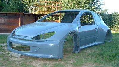 Peugeot 206 T3