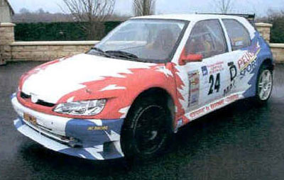 Peugeot 306 T3
