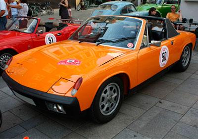 Porsche 914 y 916