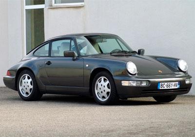 Porsche 964 y 965