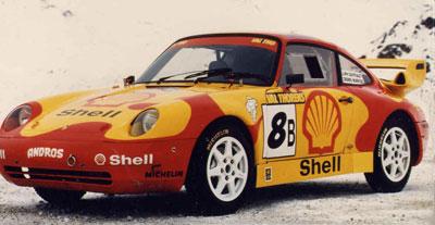 Porsche 993 T3