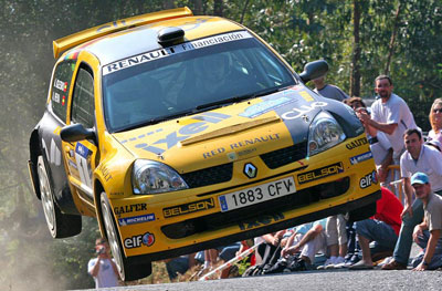 Renault Clio RS1 y RS2