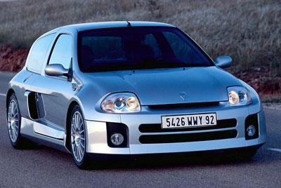 Renault Clio V6 Ph1