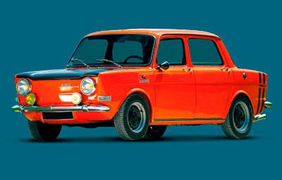 Simca 1000 y Rallye