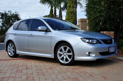 Subaru 2008-2010