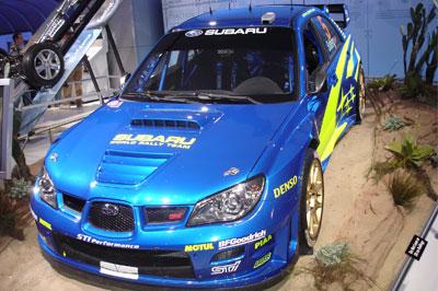 Subaru 2006-2007