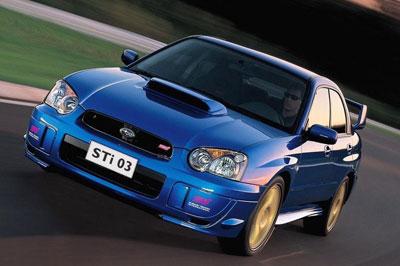 Subaru 2003-2005